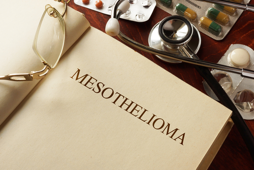 book with mesothelioma as title